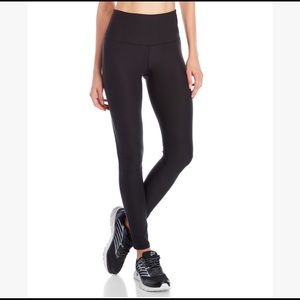 Women's Black Reebok High Rise Legging